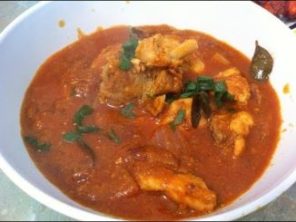 Andhra Style Chicken Curry Recipe | How To Make Quick and Easy Andhra Style Chicken Curry