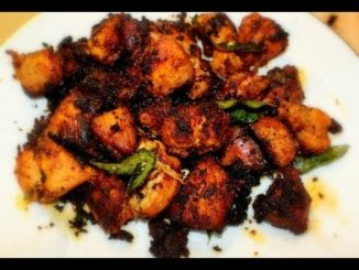 Kerala Style Chicken Fry Recipe | Quick And Easy Kerala Style Chicken Fry