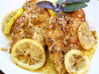 Lemon Butter Chicken | How to Make Quick and Easy Lemon Butter Chicken