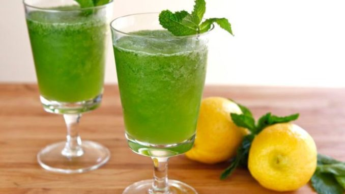 Mint Juice Recipe | How to Make Quick and Easy Mint Juice