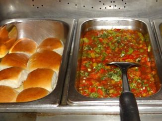 Mumbai Pav Bhaji Recipe | Quick and Easy Mumbai Pav Bhaji