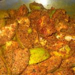 Dried Mango Pickle Recipe (Aam Ka Sukah Achar)