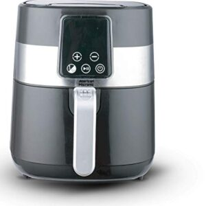 American Micronic- AMI-AF1-35CLDx- Imported 3.5 Liters 1500 Watts Digital Air Fryer (Silver & Black) New Upgraded 2021…