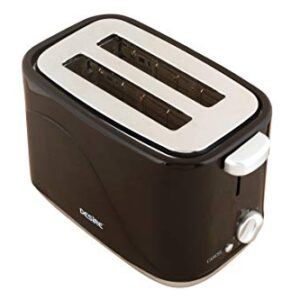 Desire DT-02 Cool-Touch Pop-up Toaster 2 Extra Wide Slots 7 Stage Browning Dials, Removable Tray & Cancel Function…