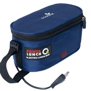 Ecoline Q4, Electric Lunch Box, Capacity 1400ml, Blue