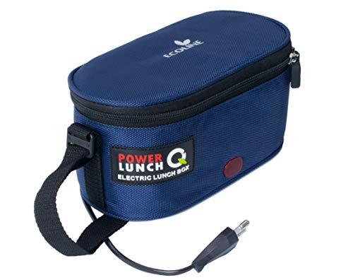 Ecoline Fabric Electric Lunch Box (Blue)