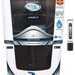Konvio Neer Jeeone RO + UV + UF + TDS Adjuster Water Purifier with Japanese UV and High TDS Membrane (Black Mineral)