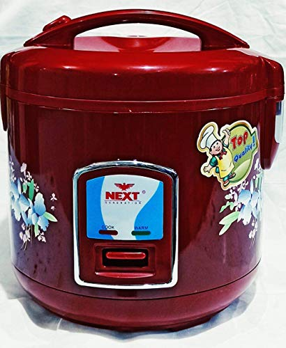 NEXT Multi-Function Electric Rice Cooker, 1.5 Ltr