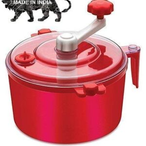 Nil-Kamal Plastic Automatic Atta/Roti/Dough Aata Maker for Home(Multicolour)