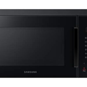 SAMSUNG 23 L Baker Series Microwave Oven (MG23T5012CK/TL, Black, With Crusty Plate)