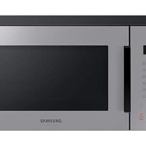 Samsung 23 L Microwave Oven (Baker Series, MS23T5012UG/TL, Grey, With Steamer Bowl)
