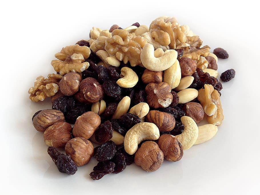 Here are different types of dry fruits name list