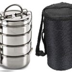 Stainless Steel Lunch Box Price in India